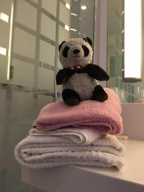Towel Panda